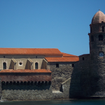 Lighthouse and Church at Collioure