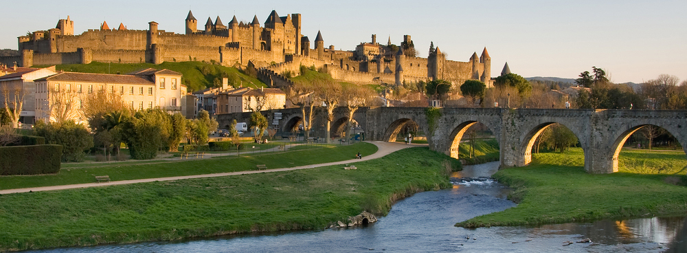 Mediaeval City of Carcassonne
