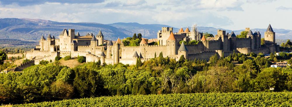 Mediaeval City of Carcassonne