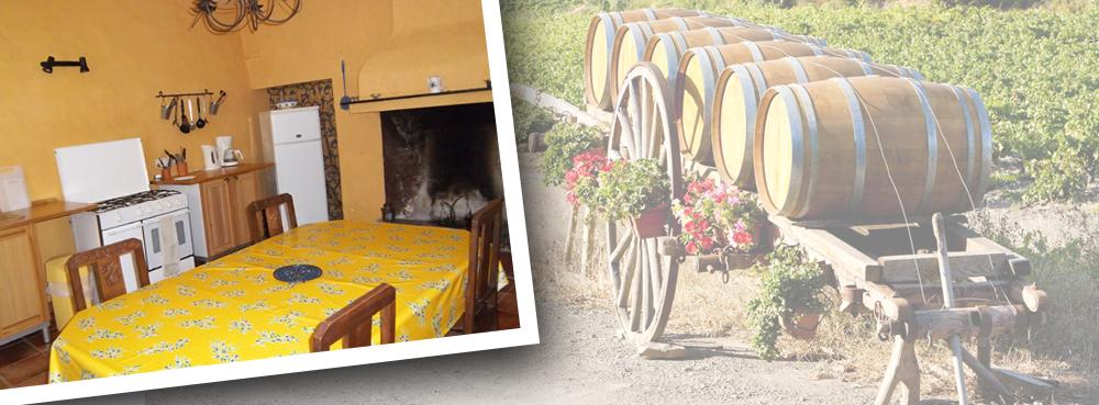 Les Mimosas Gite, Languedoc-Roussillon
