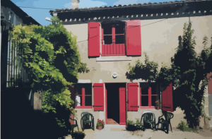 Les Mimosas Gite - Bed & Breakfast