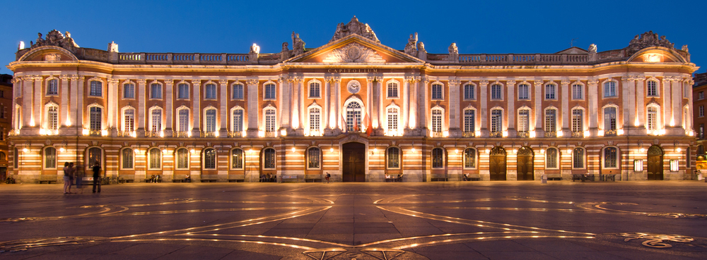 City Hall & Square, Toulouse